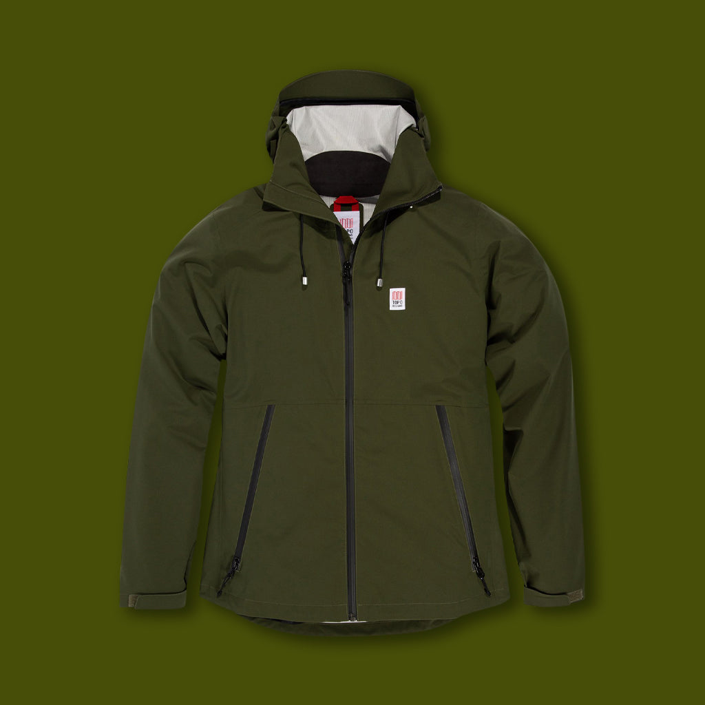 Women's Global Jacket - Olive