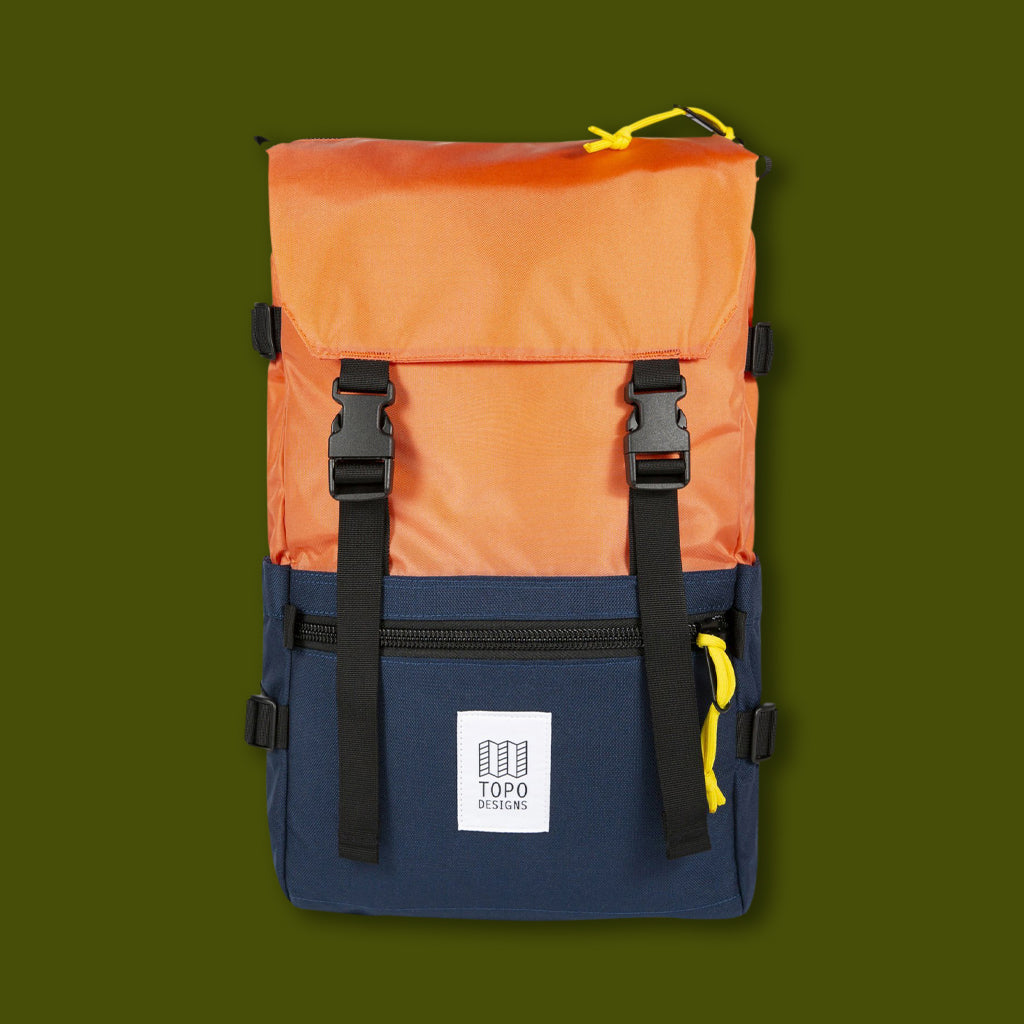 Rover Pack - Coral & Navy