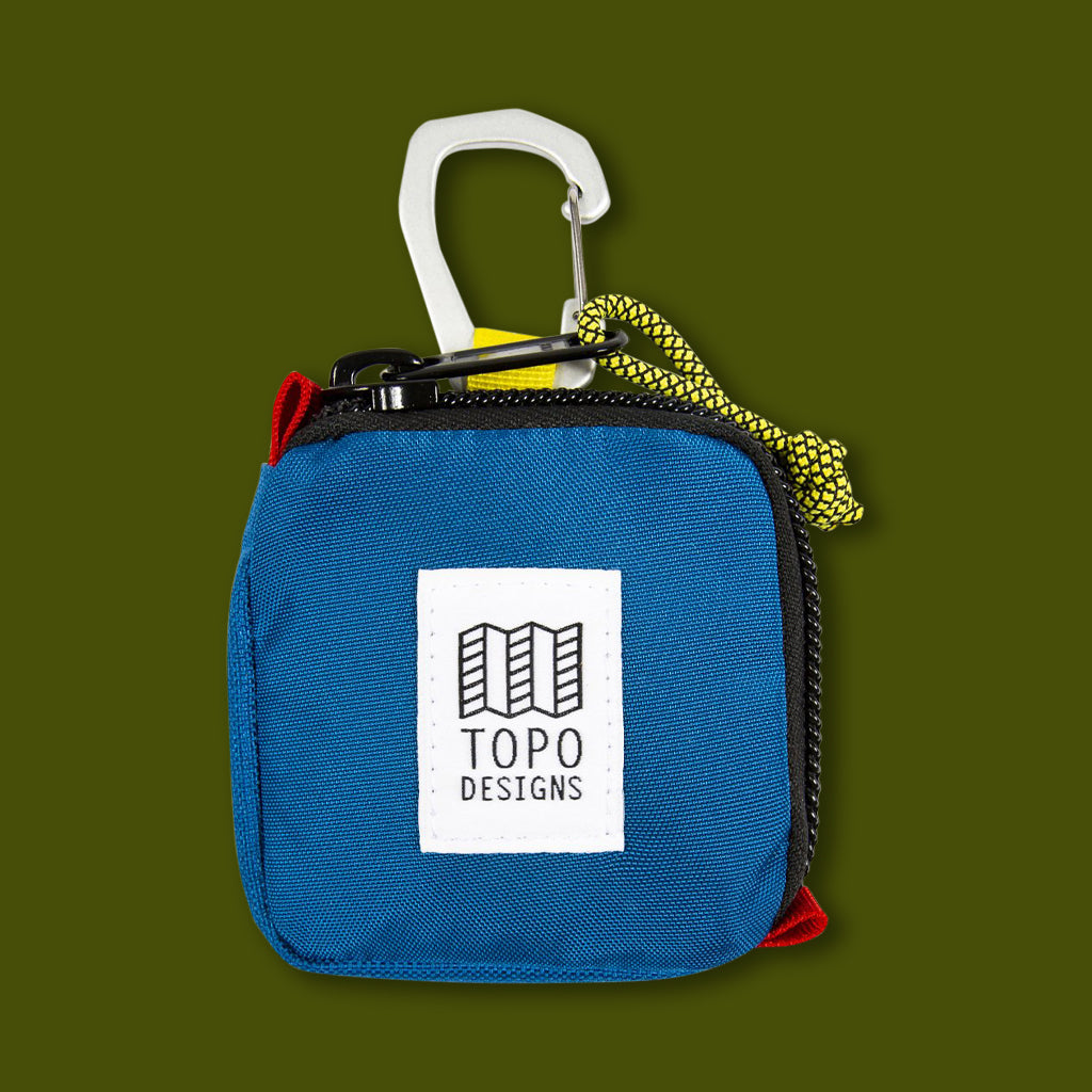 Square Bag - Blue