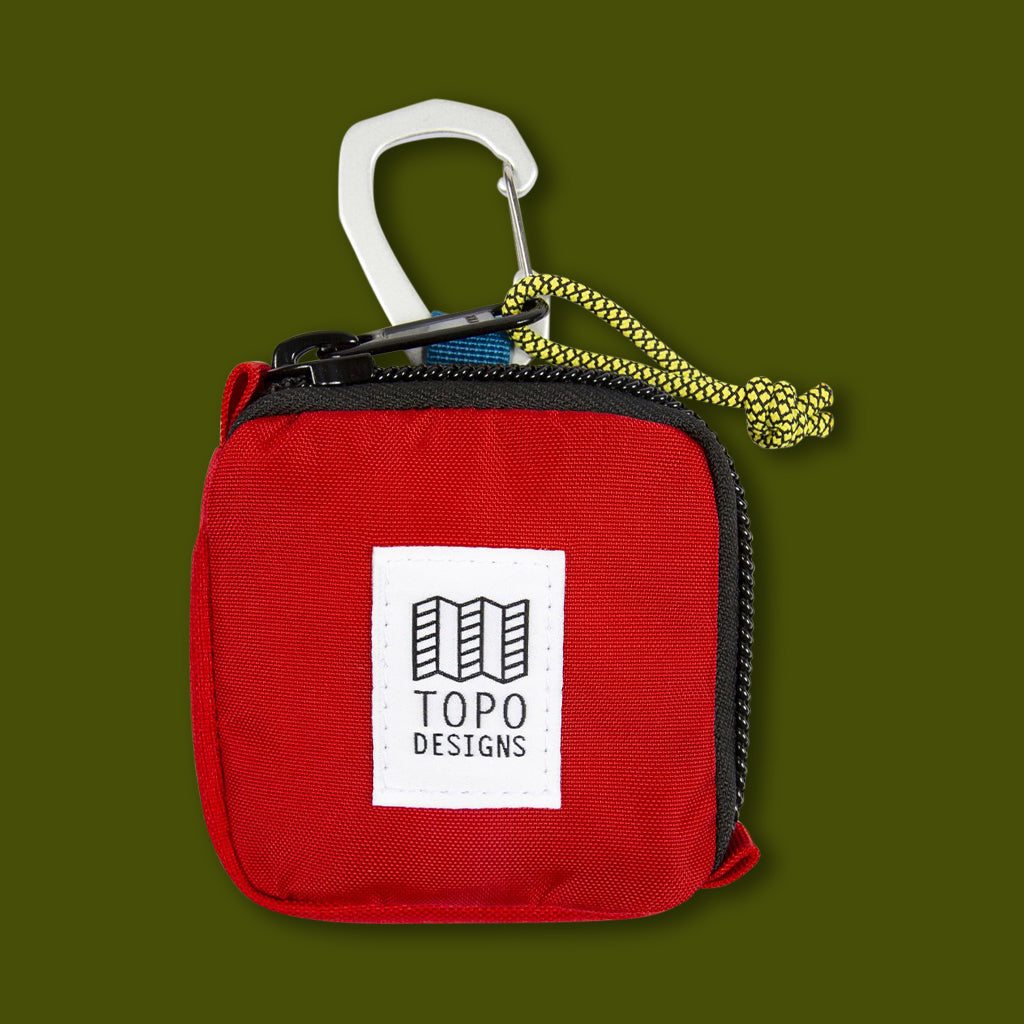 Square Bag - Red
