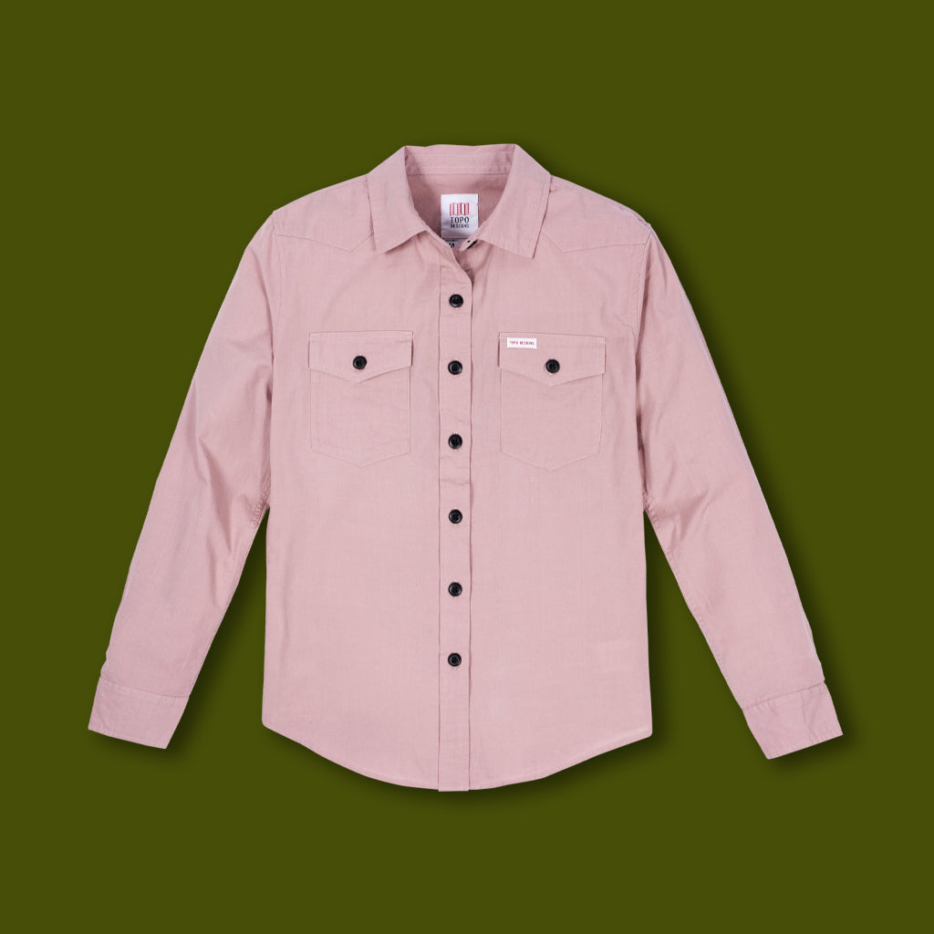 Women's Mountain Shirt - Haze