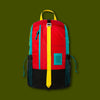 Backdrop Back Pack - Red