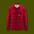 Field Shirt - Red Plaid