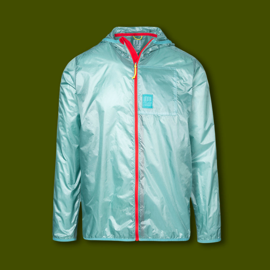 Ultralight Jacket - Glacier