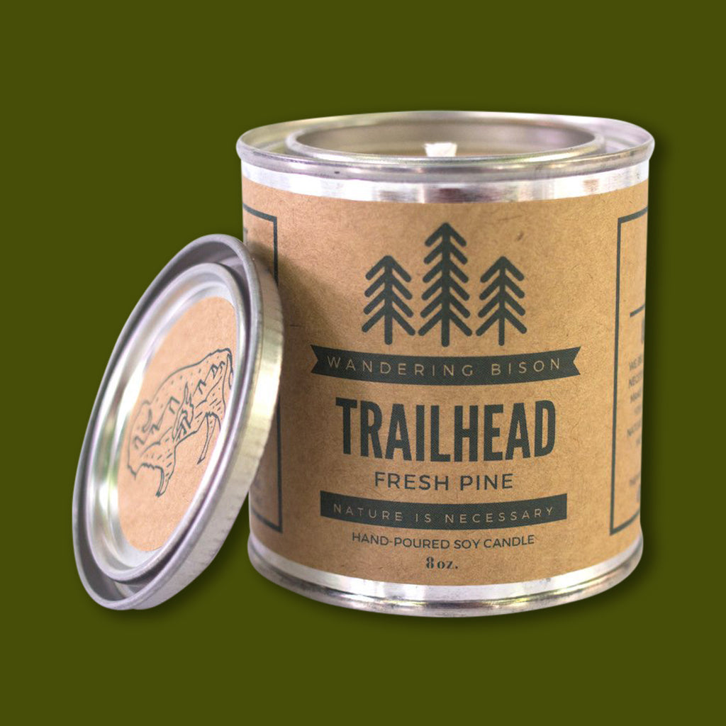 Trailhead Candle