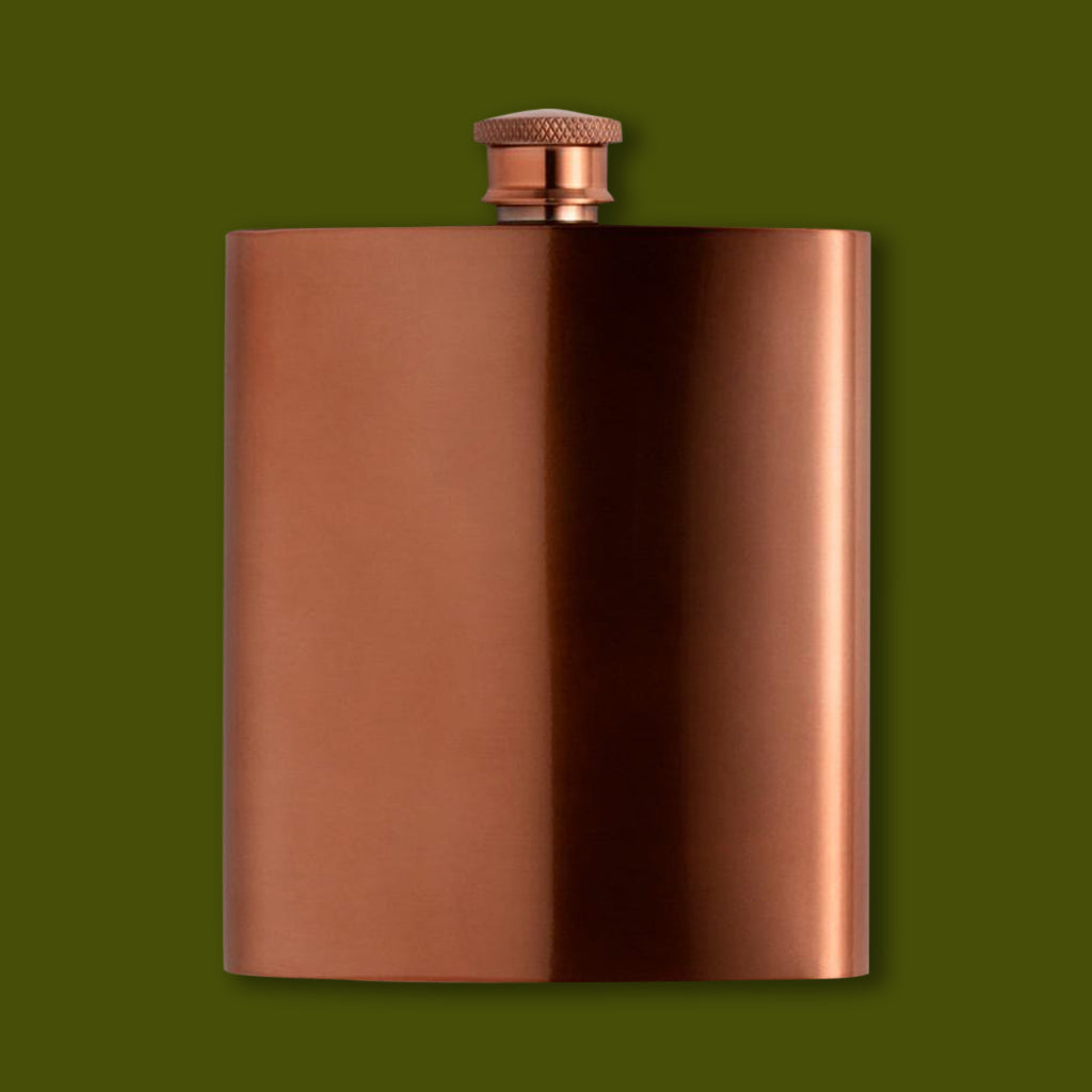 Copper Flask by W&P Design