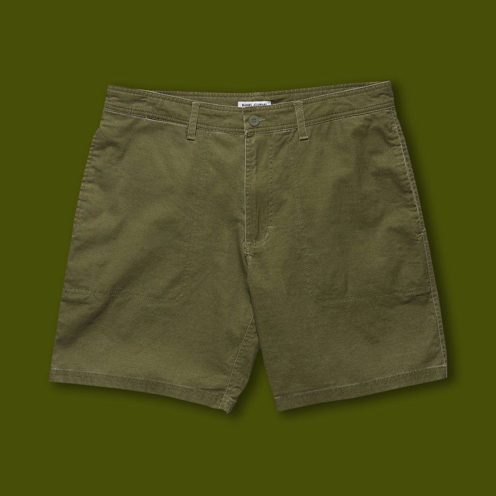 Immerse Walkshorts - Loden