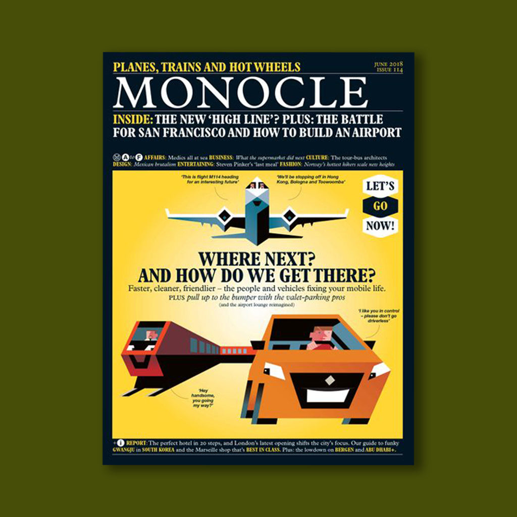 Monocle Issue 114