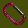 Mini Carabiner - Assorted Colors