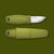 Morakniv Eldris Knofe in Green