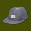Denim Polo Hat - Chambray