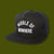 Middle of Nowhere Snapback Hat