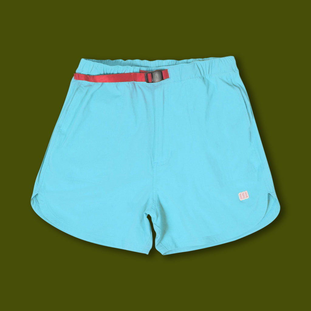 Womens River Shorts - Glacier