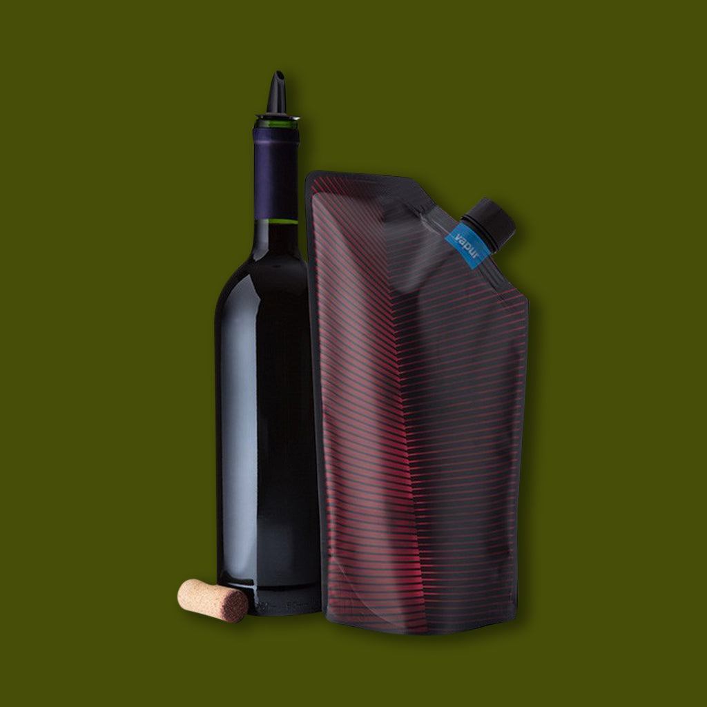 Flexible Wine Carrier