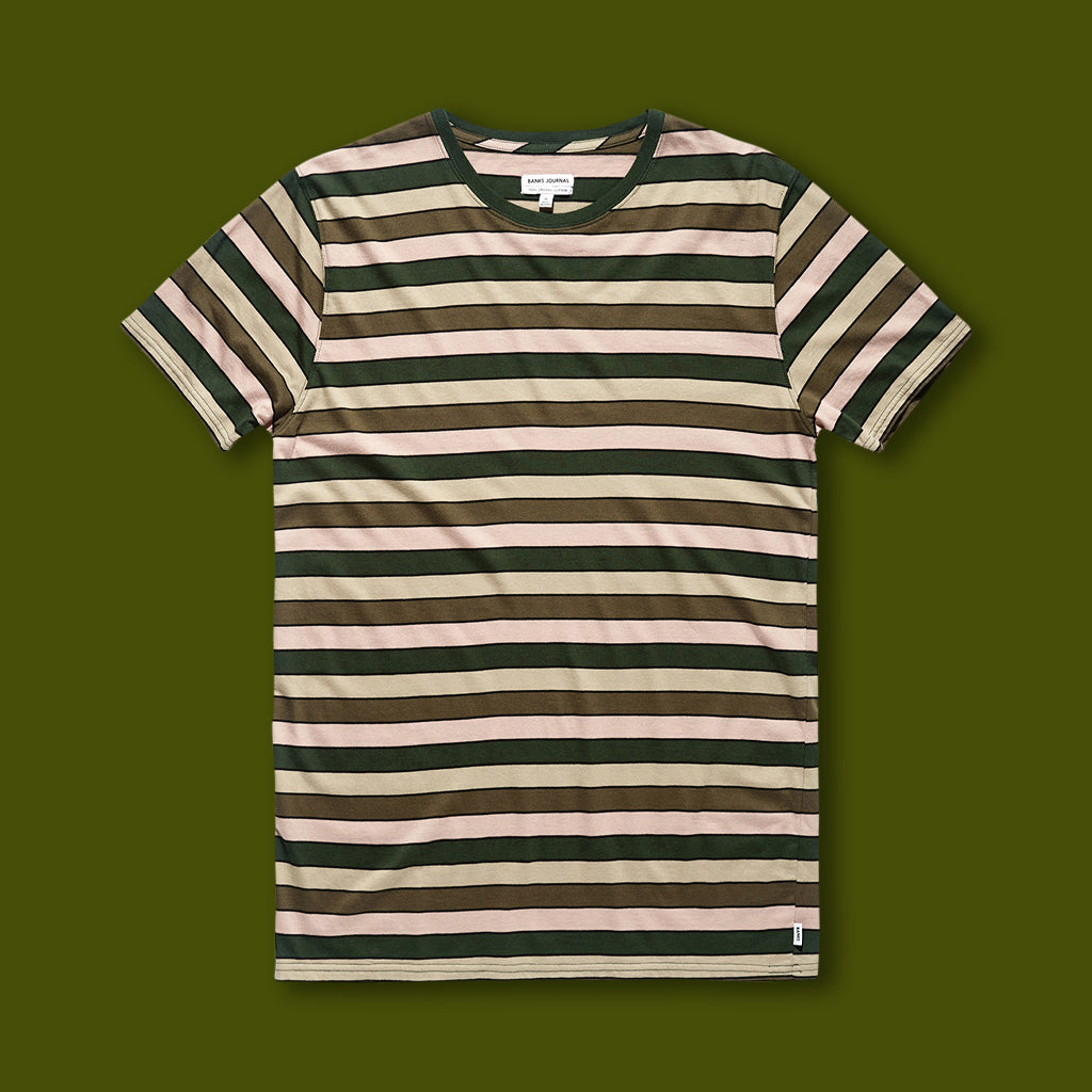 Jonestown Tee - Forest