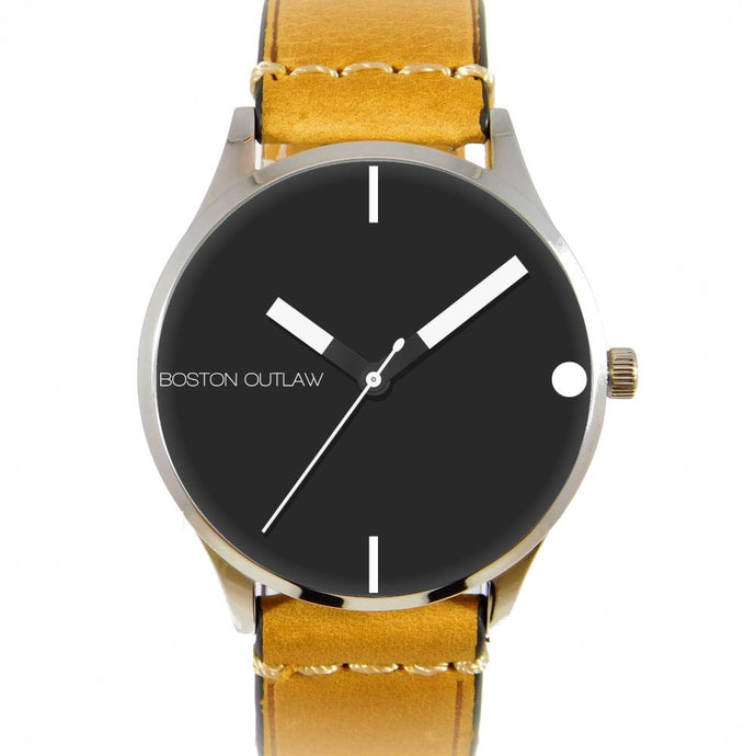 VAQUERO | Black & Tan-Watch-Boston Outlaw