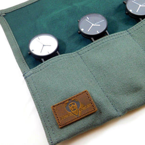 WATCH TRAVEL POUCH-Travel Pouch-Boston Outlaw