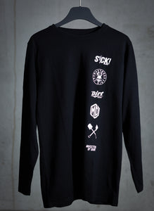 Sick Series X Masters of Dirt: Longsleeve T - Shirt