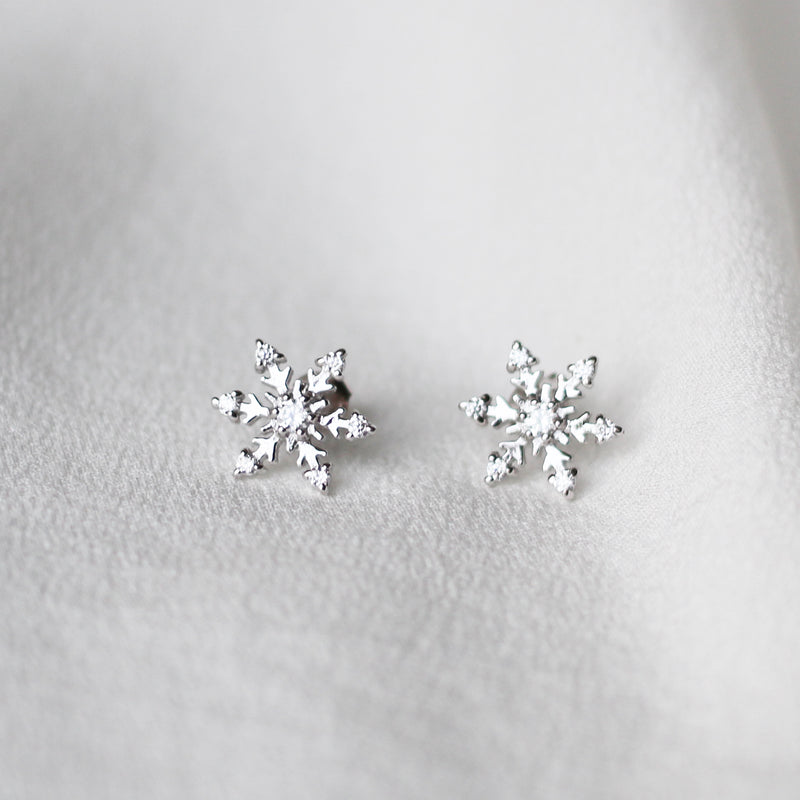 Flakes Of Joy Earrings
