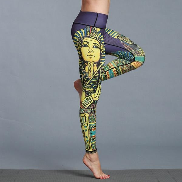 Leggings égyptien pharaon