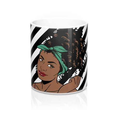 Melanin Queen 5 | Mug 11oz