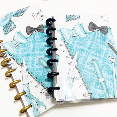 My Plan in Teals | HP Cover