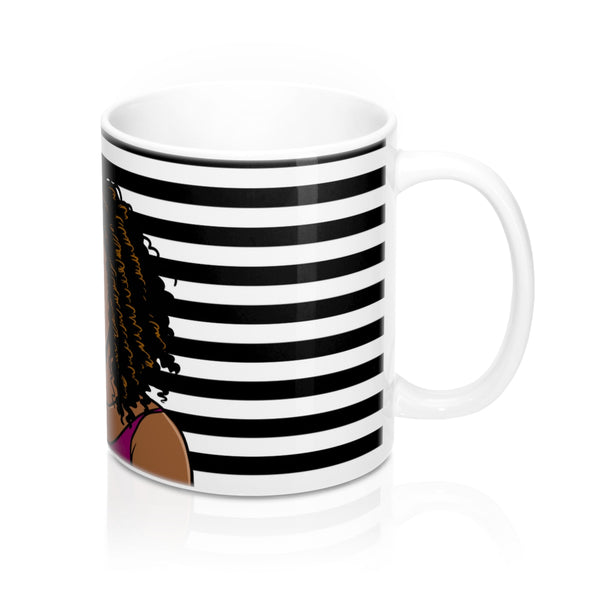 Melanin Queen 2 | Mug 11oz