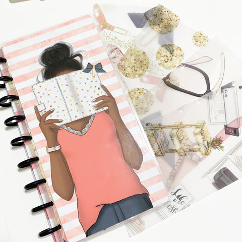 Planner Girl | HP Cover