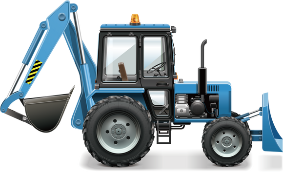 AGRICULTURAL TRACTOR and CONSTRUCTION MACHINERY PARTS