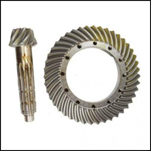 5089350, BEVEL GEAR-9-43, CNH Original, Agriculture, Case, Construction