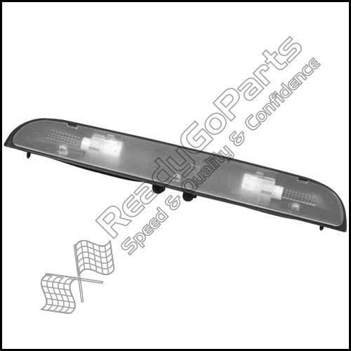 TURKISH Aftermarket,TAILGATE NUMBER PLATE,8200103260,