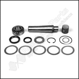550257, SCANIA, KING PIN KIT, Truck, Truck, Turkish Aftermarket, Part, Spare, Repuesto