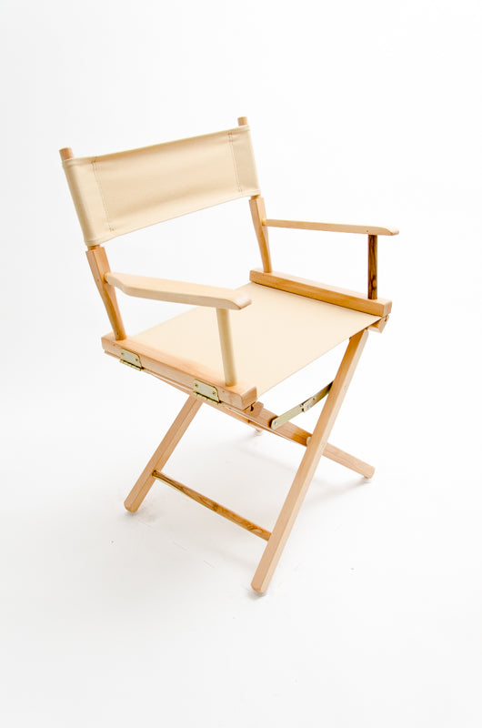Tanglewood Organic Director's Chair- ON BACKORDER UNTIL 2/05/21