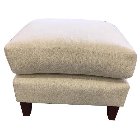 Eco Friendly Ottoman No Chemical Flame Retardants Made In Usa