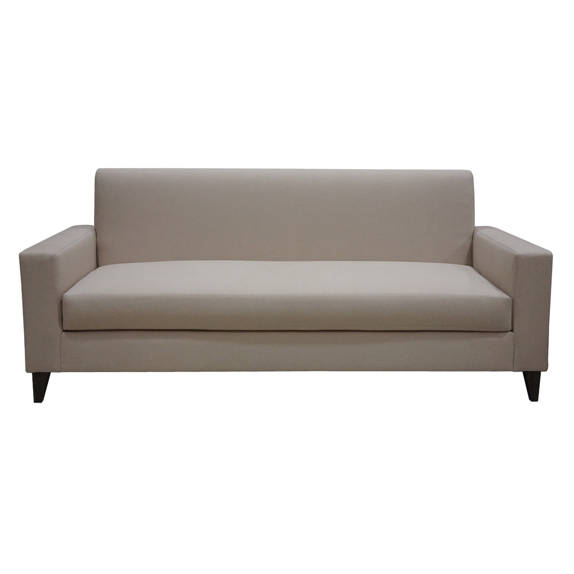 Tom Eco Friendly Sofa   No Chemical Flame Retardants   Made In The USA    Pure Upholstery