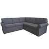 Rye Roll Arm Sectional