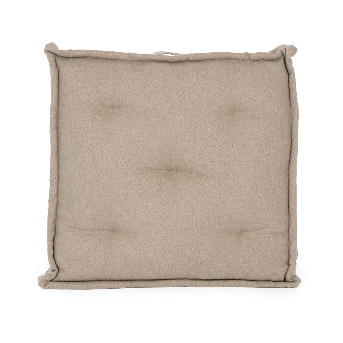 Tufted French Floor Cushions