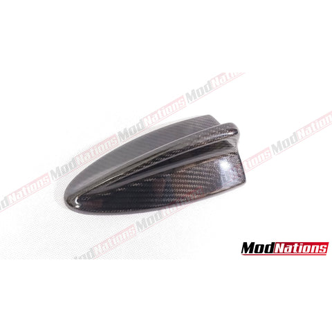 BMW 3 SERIES E90 E92 CARBON FIBRE ANTENNA COVER