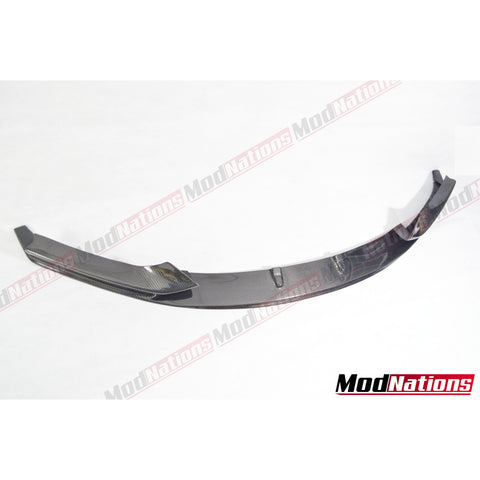 BMW 2 SERIES F22 F23 M PERFORMANCE CARBON FIBRE FRONT LIP