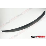 BMW 2 SERIES F22 M PERFORMANCE STYLE CARBON FIBRE SPOILER