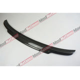 BMW 3 SERIES F30/F80 M3 EXOTICS STYLE REAR CARBON FIBRE SPOILER