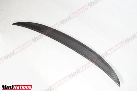 BMW 3 SERIES E93 PERFORMANCE HIGH KICK CARBON FIBRE SPOILER