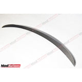 BMW 3 SERIES E90 PERFORMANCE STYLE CARBON FIBRE SPOILER