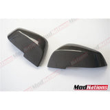 BMW F20 F21 F22 F23 F30 F31 F34 F32 F33 F36 I3 E84 CARBON MIRROR REPLACEMENTS