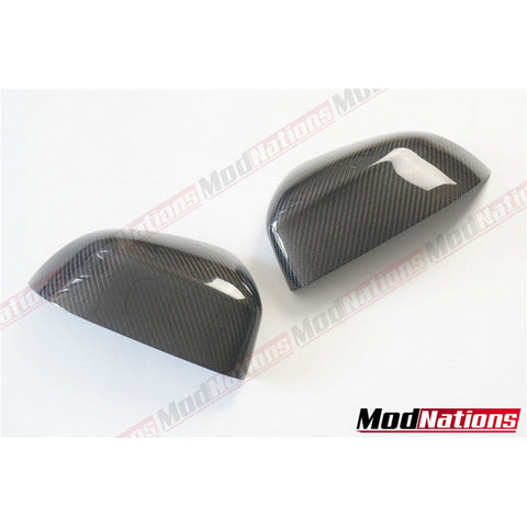 BMW X3 X4 X5 X6 F25 F26 F15 F16 CARBON FIBRE MIRROR REPLACEMENTS