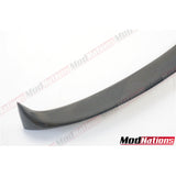 BMW X5 F15 CARBON FIBRE MIDDLE SPOILER