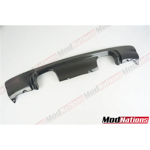 BMW 3 SERIES E46 M3 REAR DIFFUSER 1998-2002