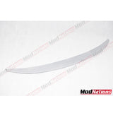BMW 3 SERIES E92 LOW KICK SPOILER (FIBREGLASS)