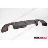 BMW 3 SERIES E92/3 MODNATIONS MSPORT CARBON FIBRE DIFFUSER 2006-2013