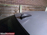 bmw-3-series-e90-e92-carbon-fibre-antenna-cover-on-car-close-up